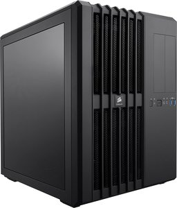2. Corsair CC-9011030-WW Carbide Series ATX Cube Case
