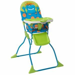 2. Cosco Simple Fold Chair with three position Tray