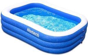 2. Homech Family inflatable Pool