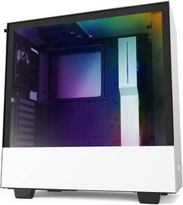 2. NZXT H510i - Compact ATX Mid -Tower PC Gaming Case