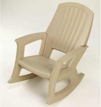 2. Semco OutdoorRocking Chair for Toddlers