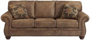 2. Signature Design by Ashley - Larkinhurst Contemporary Sofa