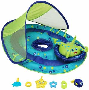 2. Swimways Baby Spring Float