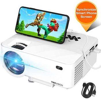 2. TopVision Mini Projectors
