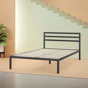 2. Zinus Mia Modern Studio Platform Metal Bed Frame