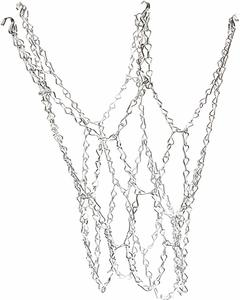 3. Champion Sports Heavy Duty Galvanized Steel Chain Basketball Net