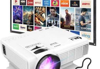 Top 10 Best Mini Projectors in 2020 Reviews
