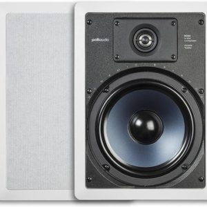 3. Polk Audio RC85i In-Wall 8″ Speakers
