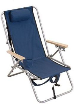 3. RIO Gear Reclining Camp Chairs