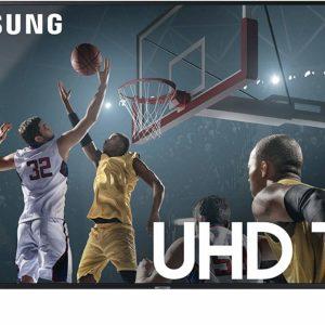 3. Samsung UN50RU7100FXZA Flat 50-Inch 4K Smart TV