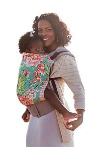 3. Tula Ergonomic Carrier, Bliss Bouquet