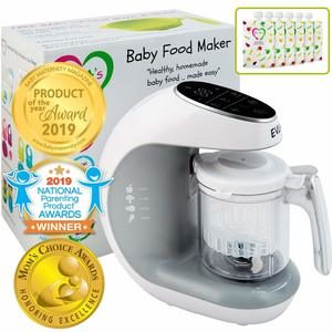 Top 10 Best Baby Food Grinders in 2021 Reviews
