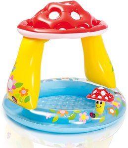 4. Intex Mushroom Baby Pool