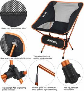 4. MARCHWAY Ultralight Folding Camping Chair