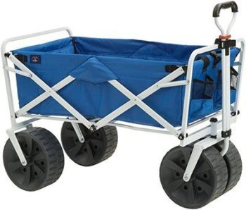 4. Mac Sports Beach Carts