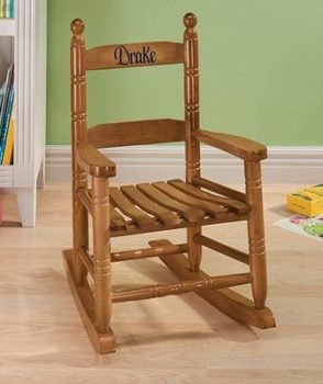 4. Miles Kimball - Best Toddler Rocking Chair