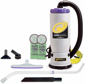 4. ProTeam Backpack Vacuums