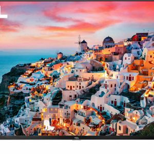 4. TCL 50 Class 5-Series Dolby Vision 4K UHD HDR Roku Smart TV