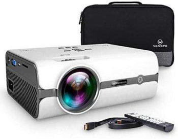 4. Vankyo Mini Projector