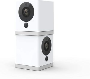 #5 Wyze Cam 1080p HD Indoor Smart Home Camera with Night Vision