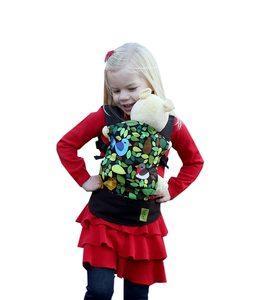 5. Boba Mini Doll Carrier, Tweet