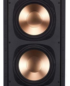 5. Klipsch Subwoofer - Best In-wall Subwoofers