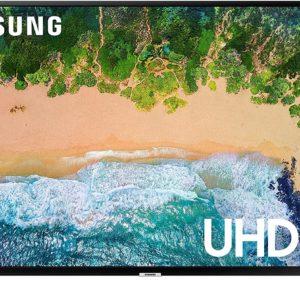 5. Samsung Electronics 4K Smart LED TV