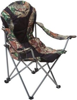 5. Stylish Camping Reclining Camp Chair