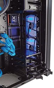 6. CORSAIR OBSIDIAN 750D Full-Tower Case