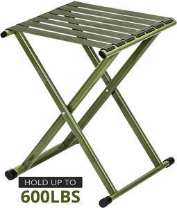 6. Folding Outdoor Portable Chair