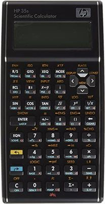 6. HEWLETT PACKARD Scientific Calculator