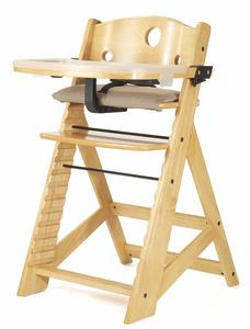 6. Keekaroo Height Right High Chair