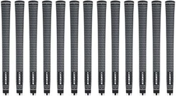 6. Lamkin Crossline Midsize (+1 16 ) 13 Piece Golf Grip Bundle