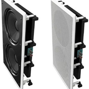 6. OSD In-Wall Home Theater Subwoofer