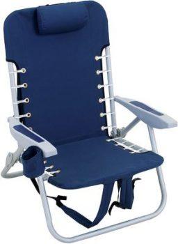 6. RIOGear Reclining Camp Chair