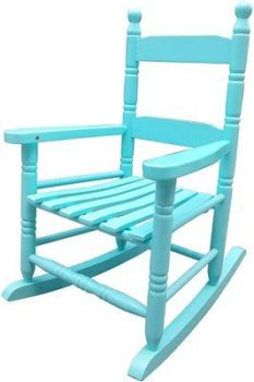 6. Rockingrocker Toddler Rocking Chair