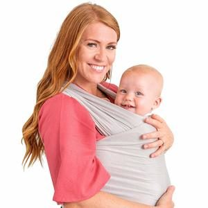 6. WeeSprout Baby Wrap Carrier