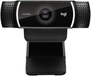 #7 Logitech C922x Pro Stream Webcam – Full 1080p HD Camera