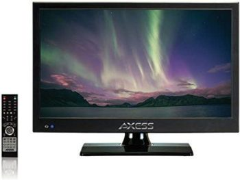 7. Axess 19-Inch TV