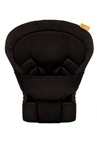 7. Baby Tula Black Infant Insert for Standard Baby Carrier