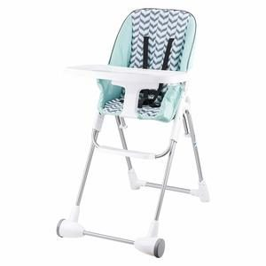 7. Evenflo Symmetry Flat Fold High Chair