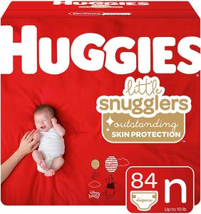 7. Huggies Little Snugglers Baby Diapers