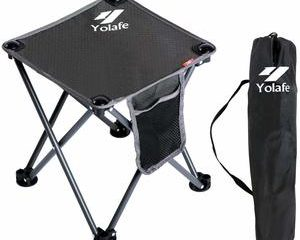 Top 10 Best Camping Stools in 2021 Reviews