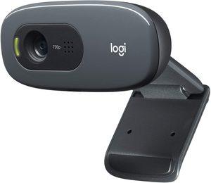 #8 Logitech C270 Desktop or Laptop Webcam