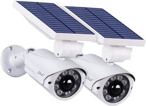 #7 Solar Motion Sensor Light Outdoor
