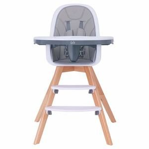8. Baby High Chair with Adjustable Legs