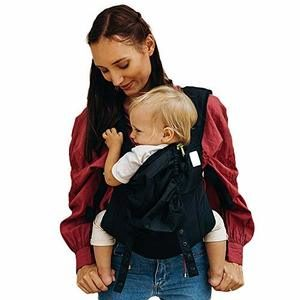 8. Boba Air Baby Carrier - Black