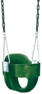 8. Bucket Toddler Swing
