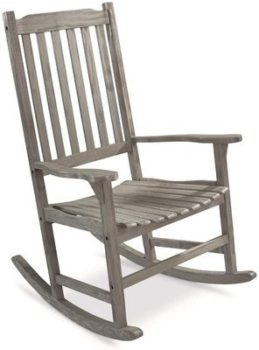 8. CASTLECREEK Toddler Rocking Chair