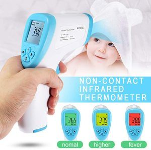 Top 9 Best Forehead Thermometers in 2020 Reviews